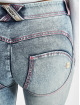 Freddy Skinny Jeans Regular Waist 7/8 blau