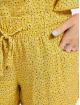 Fresh Made Šortky Allover žltá