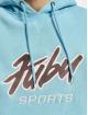 Fubu Bluzy z kapturem Sprts niebieski
