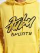 Fubu Bluzy z kapturem Fb Sprts zólty