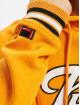 Fubu Hoodies Varsity orange