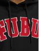 Fubu Hoody Fb College Ssl schwarz