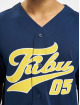 Fubu Kauluspaidat Fb Varsity Baseball sininen
