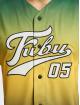 Fubu Košile Varsity Baseball zelený