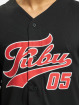 Fubu Shirt Fb Varsity Baseball Jersey black