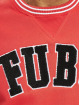 Fubu Sweat & Pull Fb College Ssl rouge