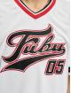 Fubu T-shirt Varsity Jersey bianco