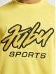 Fubu T-skjorter Fb Sprts gul
