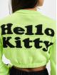 GCDS Пуловер KITTY желтый