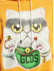 GCDS Hoodies Kittho orange