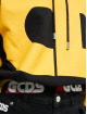 GCDS Hoody NEW HUGE LOGO zwart