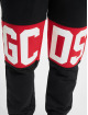 GCDS Joggingbukser Logo Band sort