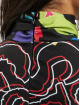 GCDS jurk K-Hawaii zwart