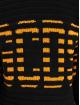 GCDS Langermet Wool Knit svart