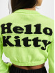 GCDS Pullover KITTY gelb