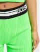 GCDS Short Neon vert