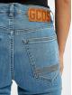 GCDS Skinny Jeans Basic blue