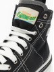 GCDS Sneakers HiTop svart