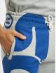GCDS Spodnie do joggingu Macro Logo szary