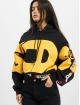 GCDS Sudadera NEW HUGE LOGO negro