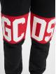 GCDS tepláky Logo Band èierna