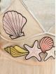 Glamorous Šaty Shellfish béžový