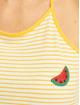 Glamorous Dress Melon yellow