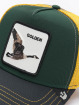 Goorin Bros. Trucker Cap Golden Goose green