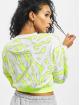 Grimey Wear Пуловер Mysterious Vibes Long Sleeve белый