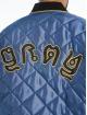 Grimey Wear Bomber Transsiberian bleu