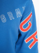 Grimey Wear Gensre F.a.l.a. Crewneck blå 9