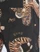 Grimey Wear Shorts Trans-Siberian Light svart 5