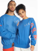 Grimey Wear Sweat & Pull F.a.l.a. Crewneck bleu 0