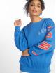 Grimey Wear Sweat & Pull F.a.l.a. Crewneck bleu 5