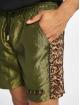 Grimey Wear Szorty Midnight Chameleon zielony 4