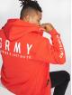 Grimey Wear Zip Hoodie Core rot 5