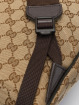 Gucci Sac à Dos Logo // Warning: Different return policy – item can not be returned beige