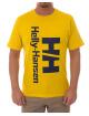 Helly Hansen T-Shirt  gelb 0