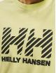 Helly Hansen Tričká Active žltá