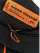 Heron Preston Hut Logo schwarz