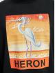 Heron Preston Pullover Heron schwarz