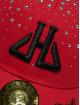 Horspist Snapback Caps Daryl punainen 3