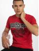 Horspist T-shirts Boston rød 0