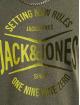 Jack & Jones Футболка JjNick зеленый