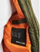 Jack & Jones Bomberová bunda jcoGlobe olivová