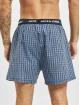 Jack & Jones Boxershorts jacBlueish Check Woven 2-Pack blau