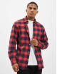 Jack & Jones Chemise jjePlain Check Noos rouge