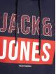 Jack & Jones Hoodie jcoMario Sweat blue