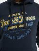 Jack & Jones Hoodie jjJeanswear blue