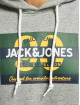 Jack & Jones Hoodie jorTonni gray